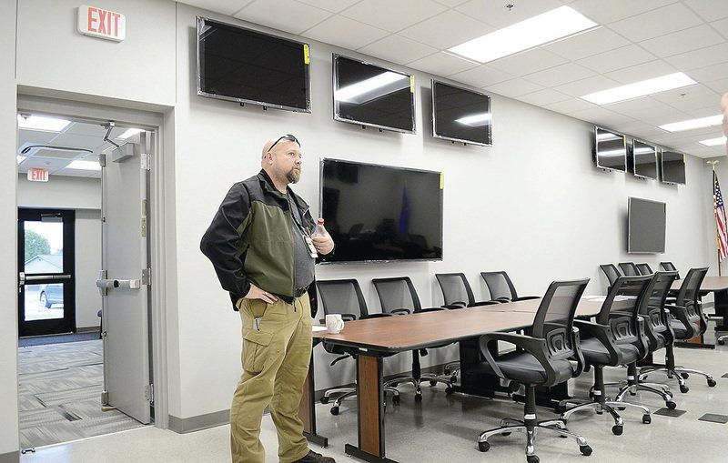 New Emergency Operations Center Nears Completion Local