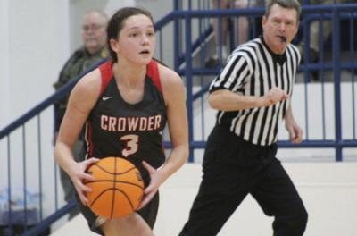 GIRLS BASKETBALL: Crowder readies itself for playoff run