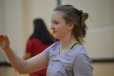 HS VOLLEYBALL: Lady Buffs making strides as a team