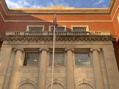 Pittsburg County District Court criminal filings – Oct. 19-23, 2020