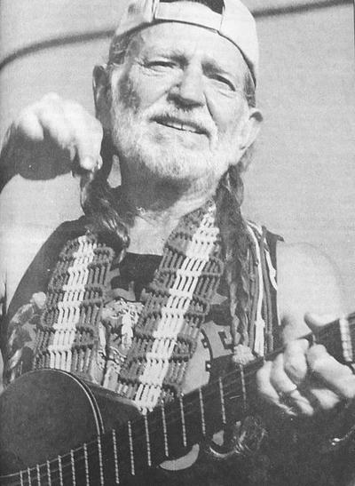 RAMBLIN' ROUND: When the Red Headed Stranger rode into town