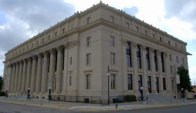 Muskogee federal courthouse