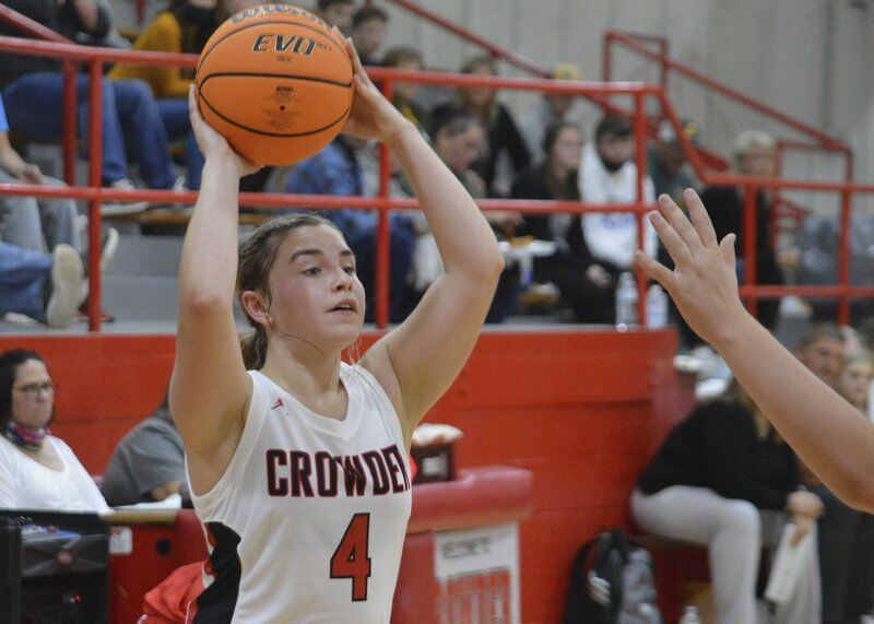 GIRLS BASKETBALL: Crowder, Pittsburg join other locals preparing for regionals