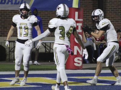 HS FOOTBALL: Buffs taking center stage in district play