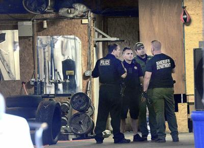 Sheriff deputies, police execute search warrant of downtown business