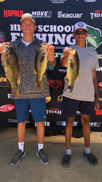 Local anglers finish competition at World/National Championships