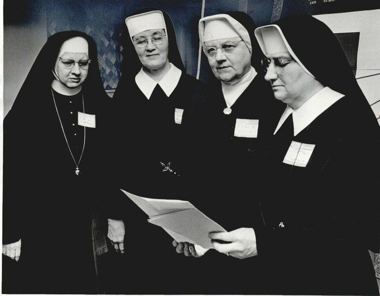 CATHEY: Sisters of Charity of the Incarnate Word at McAlester's St. Mary's Hospital