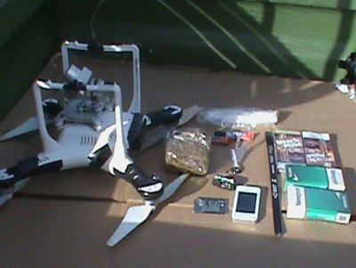 State continues to investigate drone