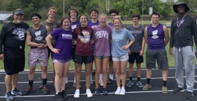HS TRACK: Locals to compete in Class A-2A state meets