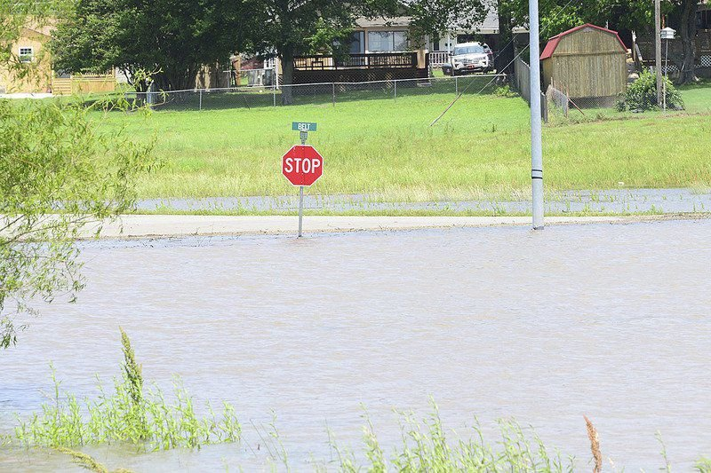 PHOTOS: A look at flooding around Lake Eufaula