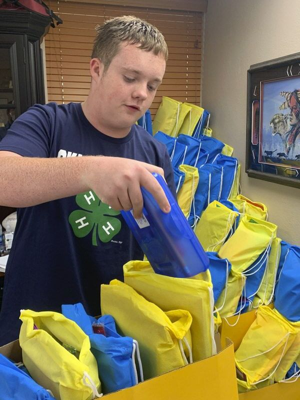 'No matter what': Annual school supply giveaway still on schedule
