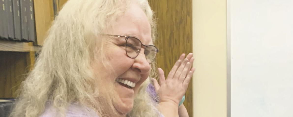 Denise Cantrell retires after 27 years at MN-C