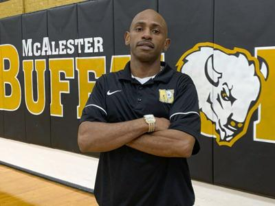 HS BASKETBALL: Buffs coach: We're trying to get this gold