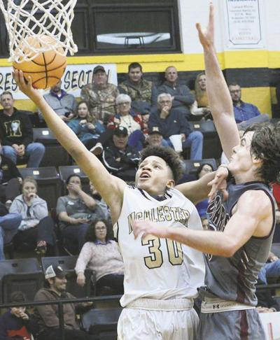BOYS BASKETBALL: McAlester's Holiman receives offer from UMKC