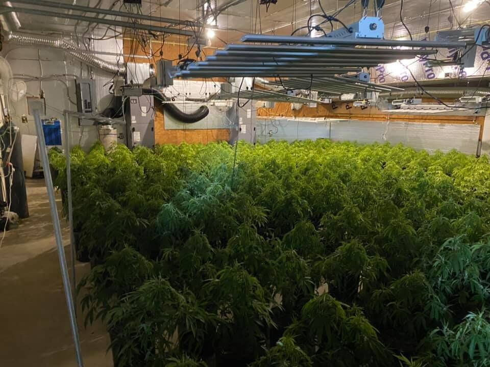 Multi-state marijuana trafficking ring busted in Haskell County