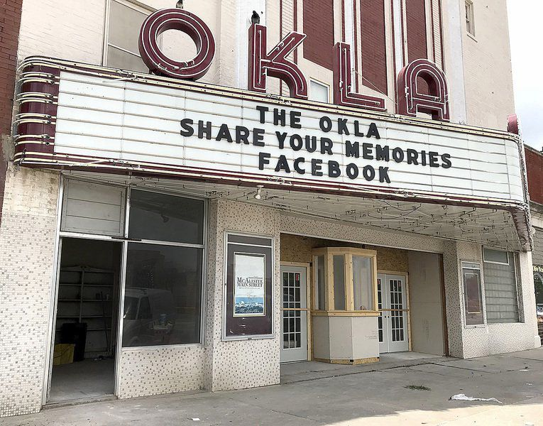 OKLA Theatre offer set for council discussion