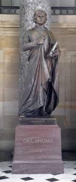 CATHEY: The monuments that represent Oklahoma in Statuary Hall