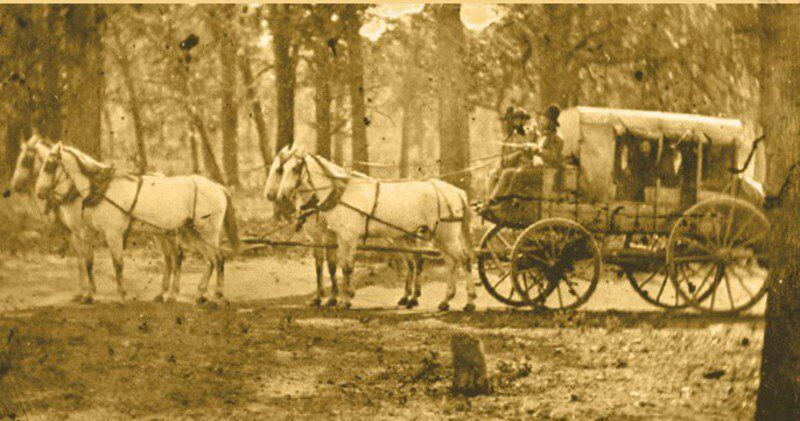 CATHEY: Southeastern Oklahoma on the route of the historic Butterfield Overland Mail