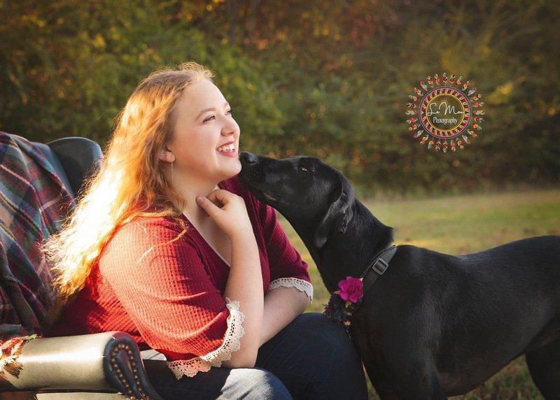 Two to Tango: McAlester graduating senior reflects on life with a service dog