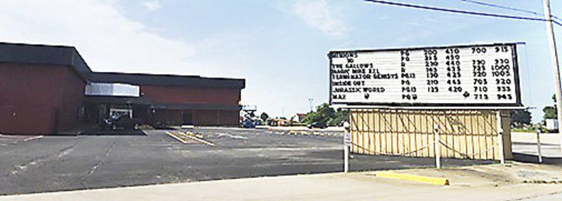 Movie Theater Adds Parking Screens News Mcalesternews Com