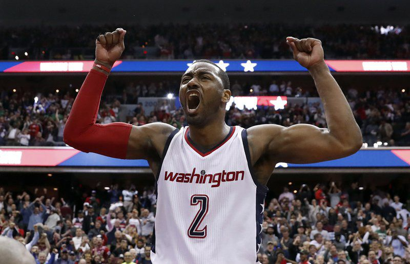 John Wall agrees to 4-year contract extension with Wizards | News5