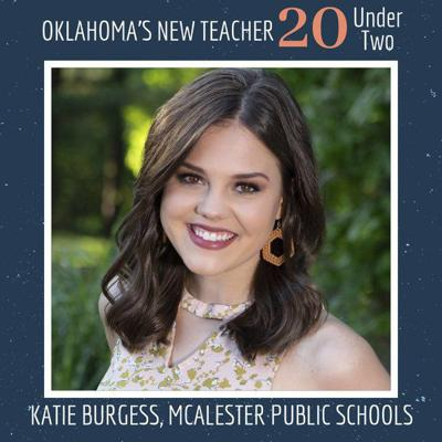 McAlester teacher nominated as Oklahoma Novice Teacher 20 Under 2
