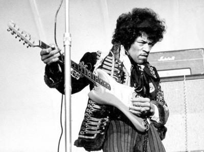 Ramblin' Round: Jimi Hendrix — When left is right