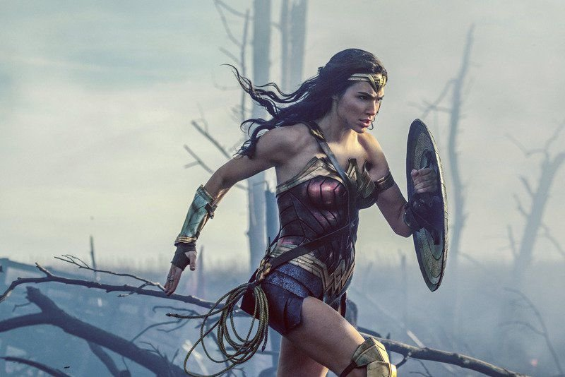 Diana Prince draws comparisons to a king