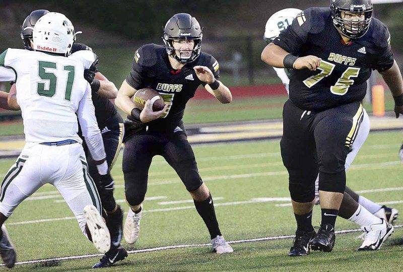 HS FOOTBALL: McAlester drops season opener to Muskogee