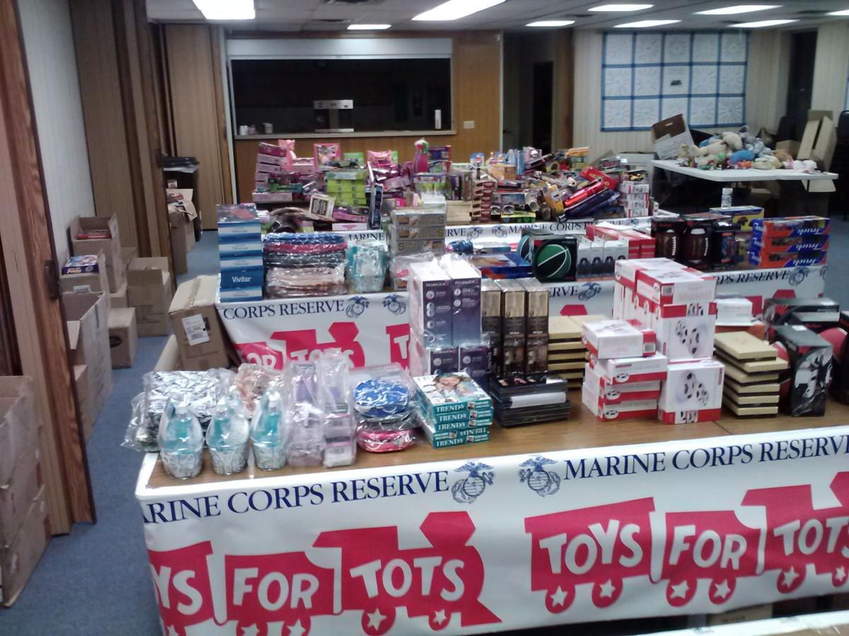 2017 Chicago Toys For Tots : Toys for tots announces pittsburg county locations news