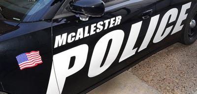 McAlester police file photo
