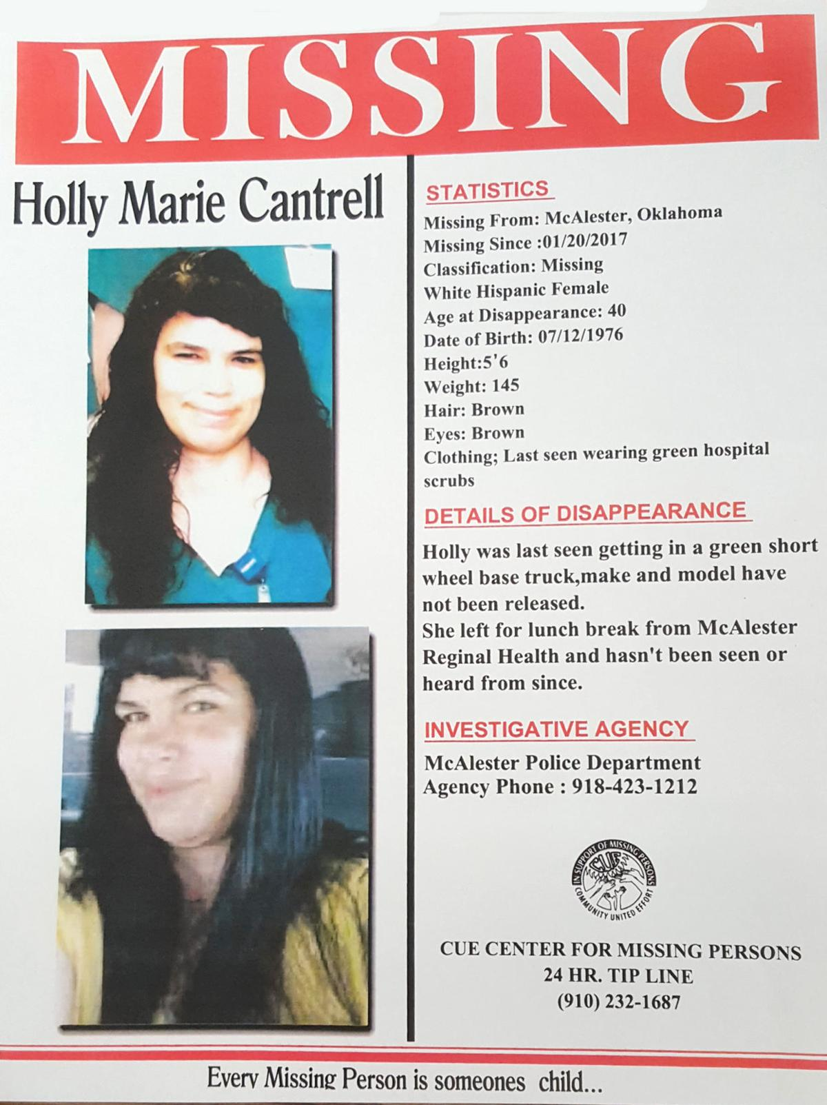 Missing woman's purse found | News | mcalesternews com