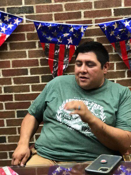Ekklesia of Oklahoma founder alleges Boggs threatened him