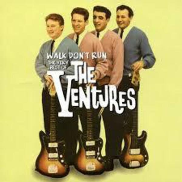RAMBLIN' ROUND: The Ventures: Oklahoma 'Stars on Guitar' launched 'a thousand bands'