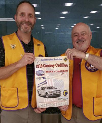 5 THINGS TO KNOW: Lions Club 'Cowboy Cadillac' fundraiser helps organizations