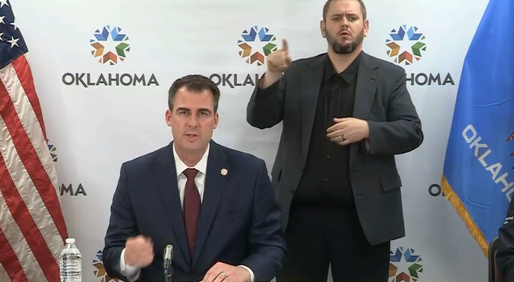 Legislature approves broad new powers for Oklahoma governor
