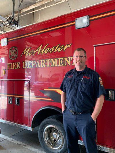 McAlester names new assistant fire chief