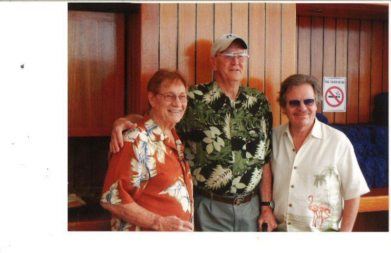 RAMBLIN' ROUND: Tannehill resident Bob Sullivan: Influencing The Beatles