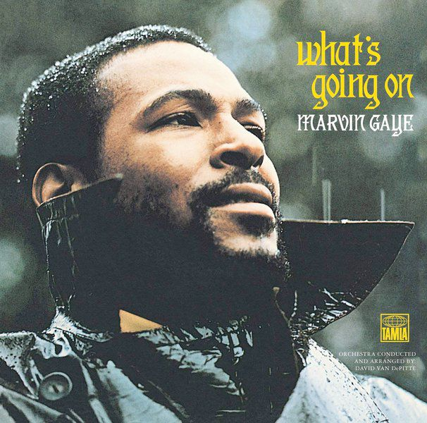RAMBLIN ROUND: Marvin Gaye: New stamp has it 'Going On'