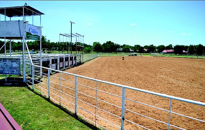 Mcalester Round Up Club Rodeo This Friday And Saturday