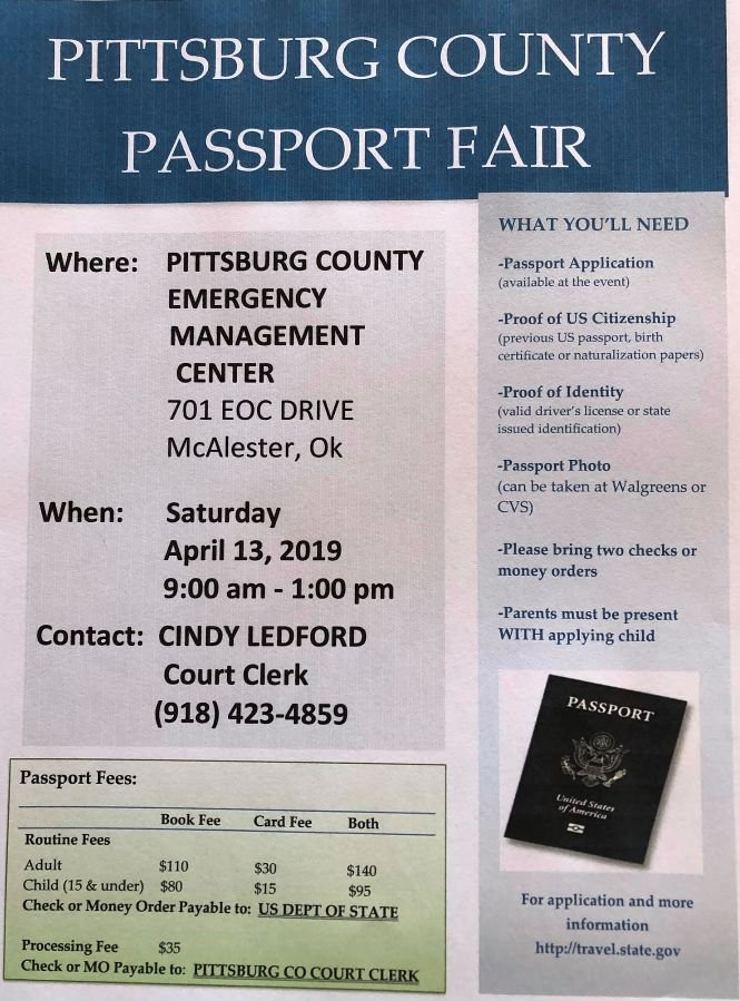 5 THINGS TO KNOW: Passport fair to help with summer planning
