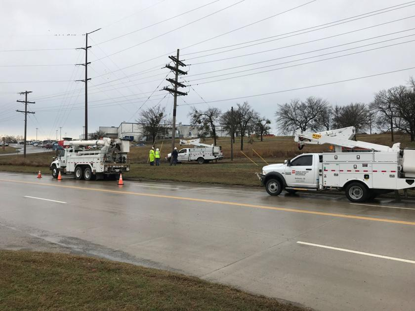 Pso Splice Causes Wednesday Morning Power Outage News