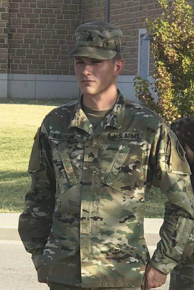 Former Stuart athlete discusses military service