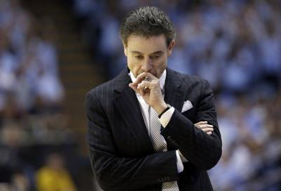 NCAA suspends Louisville' Pitino after escort investigation