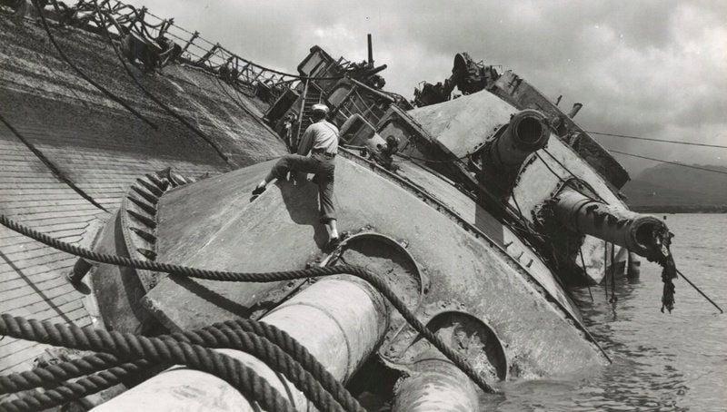 CATHEY: Remembering the USS Oklahoma 1916-1944 - Anticipating USS Oklahoma 2025