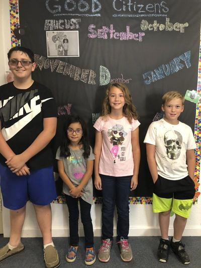 Savanna schools announce Good Citizens for September