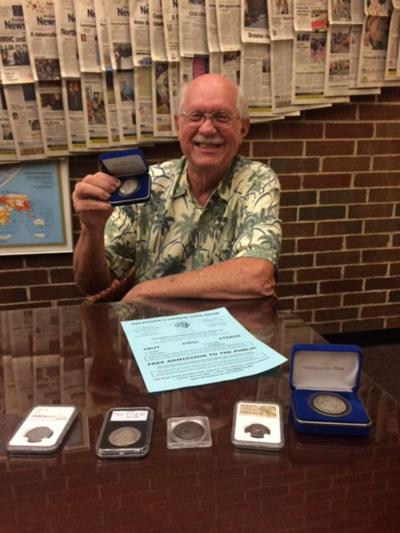 Oklahoma's Unique Coin Show Oct 14 and 15