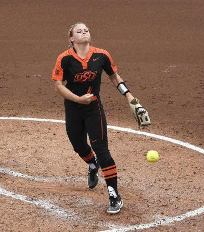 Clakley throws five innings without a hit in Cowgirls' midweek victory