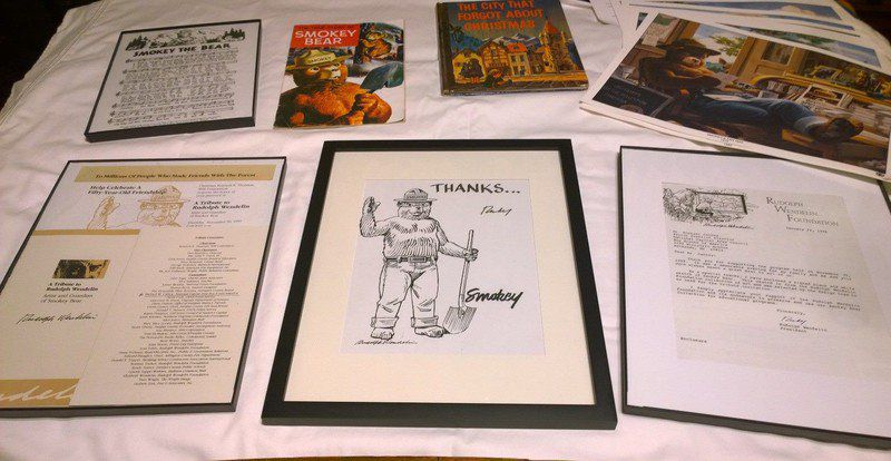 CATHEY: Smokey the Bear illustrator tied to southeast Oklahoma