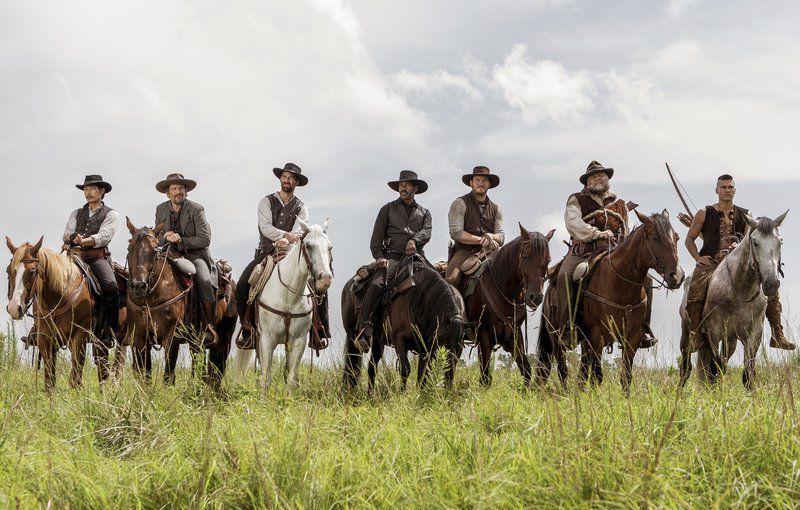 'Magnificent Seven' a successful remake